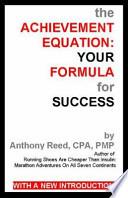 The Achievement Equation