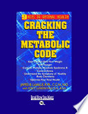 Cracking The Metabolic Code Book