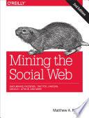 Mining the Social Web Book