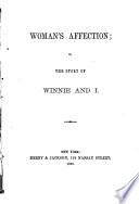 Woman's Affection
