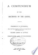 A Compendium of the Doctrines of the Gospel Book