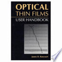 Optical Thin Films