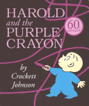 Harold and the Purple Crayon Lap Edition Book