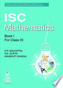 ISC Mathematics book 1 for Class- 11