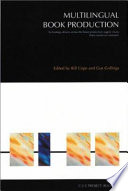 Multilingual Book Production