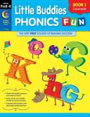 Little Buddies Phonics Fun Book 1- Consonants