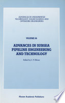 Advances In Subsea Pipeline Engineering And Technology Book PDF