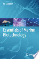 Essentials of Marine Biotechnology Book