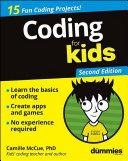 Coding For Kids For Dummies Pdf/ePub eBook