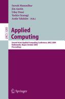 Applied Computing
