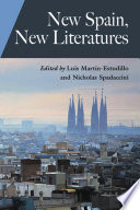 New Spain  New Literatures Book