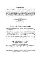 Bulletin Of Education