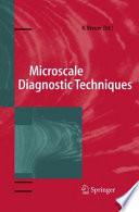 Microscale Diagnostic Techniques Book