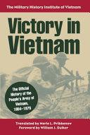 Victory in Vietnam Book