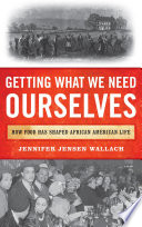 Getting What We Need Ourselves Book
