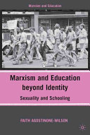 Marxism And Education Beyond Identity
