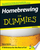 """Homebrewing For Dummies"" by Marty Nachel"