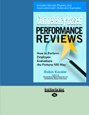 Competency Based Performance Reviews