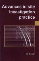 Advances in Site Investigation Practice