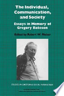 The Individual  Communication  and Society Book PDF