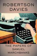 The Papers of Samuel Marchbanks Pdf/ePub eBook