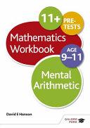 Mental Arithmetic Workbook Age 9 11