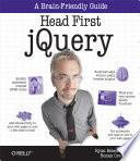 Head First jQuery Book