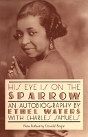 His Eye Is On The Sparrow Book