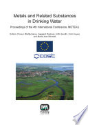 Metals and Related Substances in Drinking Water