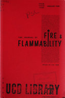 The Journal of Fire & Flammability