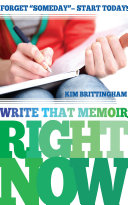 Write That Memoir Right Now ebook