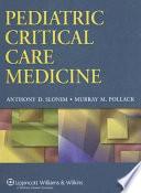 Pediatric Critical Care Medicine Book PDF