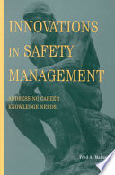 Innovations in Safety Management