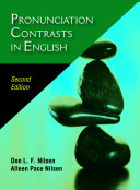 Pronunciation Contrasts in English: Second Edition