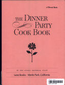Pdf THE DINNER PARTY COOK BOOK