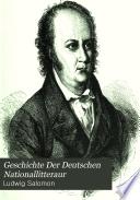 Geschichte der deutschen nationalliteratur des neunzehnten jahrhunderts