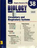 Chapter Resource 38 Circulatory Response Biology