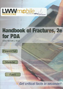 Handbook of Fractures for the PDA