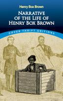 Narrative of the Life of Henry Box Brown Pdf/ePub eBook