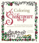 Coloring Shakespeare
