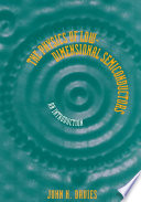 The Physics of Low dimensional Semiconductors Book