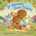 If Animals Gave Thanks Pdf/ePub eBook