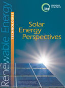 Solar Energy Perspectives Book
