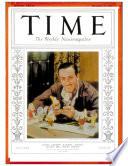 TIME Magazine Biography  Walt Disney