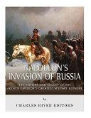 Napoleon S Invasion Of Russia Book
