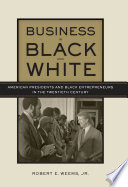 Business In Black And White