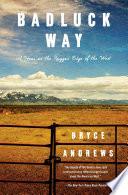 Badluck Way Book