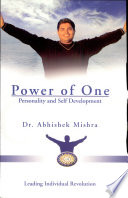 Power Of One Personality And Self Development