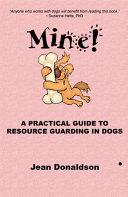 Mine! Book