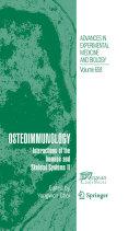 Osteoimmunology Book PDF